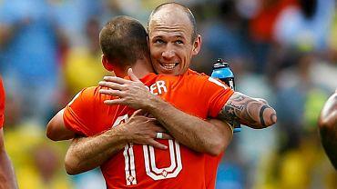 Wesley Sneijder i Arjen Robben