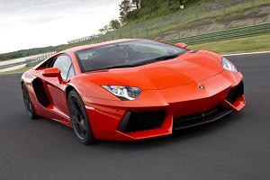 Lamborghini pobi�o w 2015 roku sw�j rekord sprzeda�y
