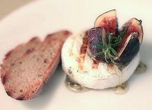 Camembert z pieczonymi figami - ugotuj