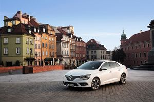 Galeria | Renault Megane GrandCoupe w Polsce