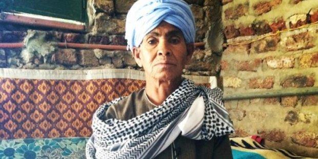 Egipt. Wdowa przez 43 lata udawała mężczyznę. Żeby utrzymać rodzinę