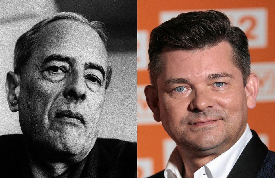Witold Gombrowicz i Zenek Martyniuk