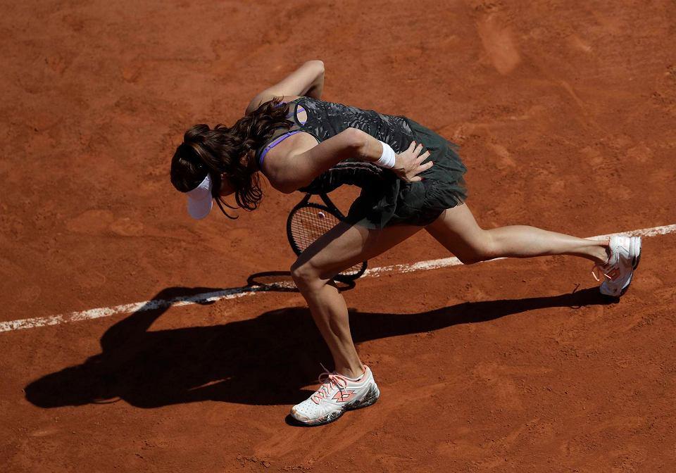 Zdjęcie numer 0 w galerii - Wszystkie sukienki French Open. Uwagę fotografa zwróciła Radwańska! [ZDJĘCIA]