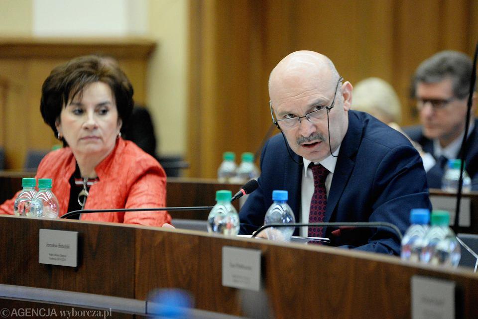 Radny Jarosław Babalski (PiS)