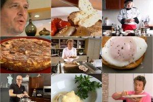 Przepisy z jajek wed�ug szef�w kuchni