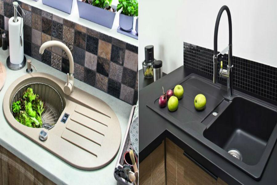 Zlew kuchenny - jaki wybrać kształt, wielkość i kolor?