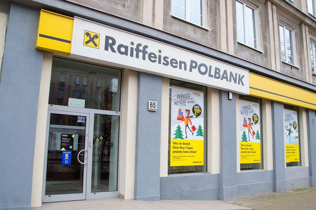 Oddział Reiffeisen Polbanku w Gdańsku