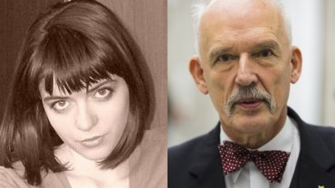 Dominika Sibiga, Janusz Korwin-Mikke