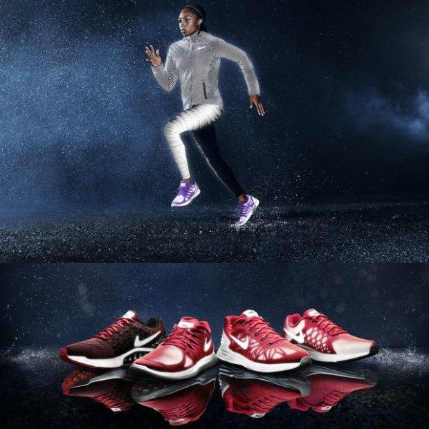 Bieganie jesienią i zimą: kolekcja Nike Shield Flash 2014