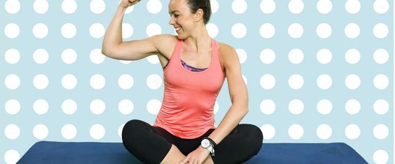 Trzy ćwiczenia, dzięki którym Twoje ramiona będą smukłe i wyrzeźbione [FIT EXPRESS]