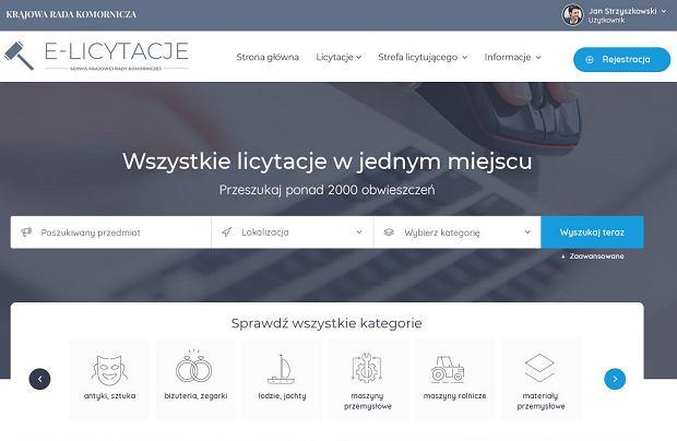 E-LICYTACJE