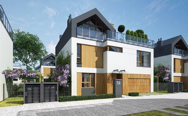 Prestige rozpoczyna budowę luksusowego osiedla domów Villa Prestige Kabaty