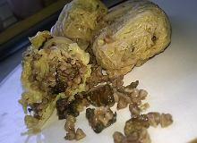 Gołąbki wigilijne z grzybami i kaszą gryczaną - ugotuj
