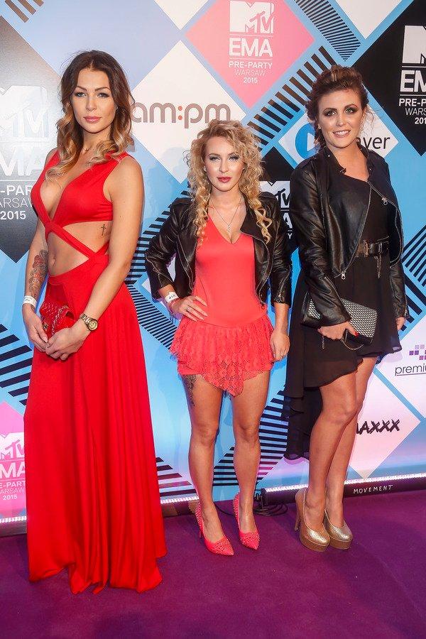 październik 2015, MTV EMA PRE-PARTY 2015