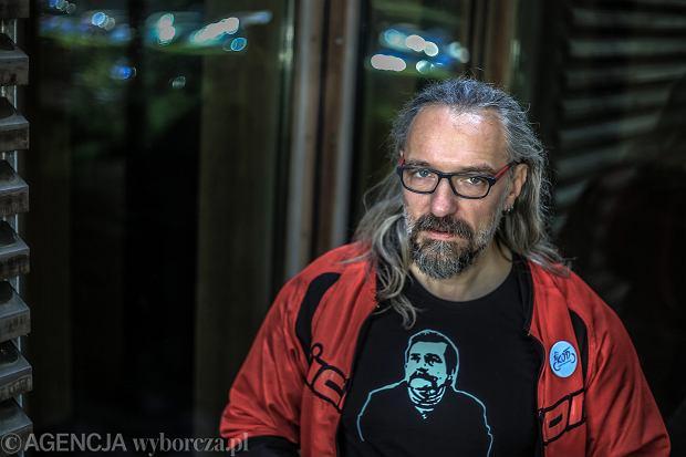 Mateusz Kijowski KOD