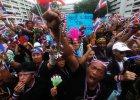 Tajlandia: okupuj� ministerstwo finans�w. Nakaz aresztowania przyw�dcy