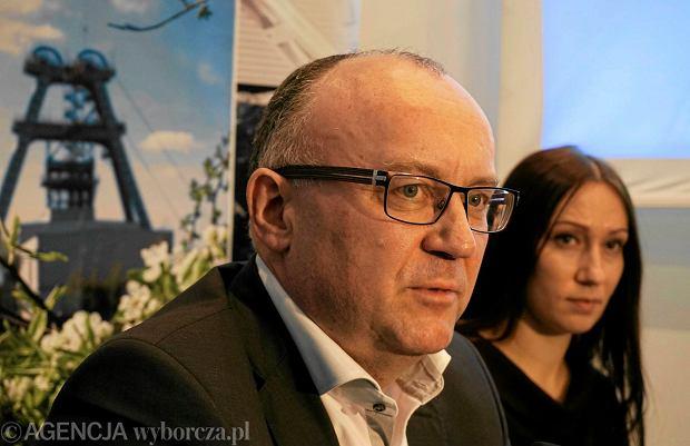 Prezes Kompanii W�glowej zostaje na stanowisku