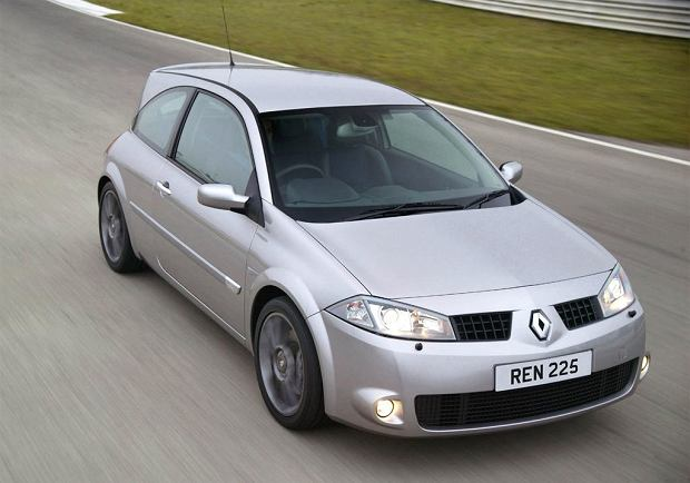 Renault Megane R.S. z 2005 r.