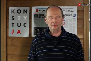 Obecnie forsowany mit żołnierzy wyklętych jest daleki od prawdy - Piotr Stasiński zapowiada wywiad ze Stanisławem Aronsonem