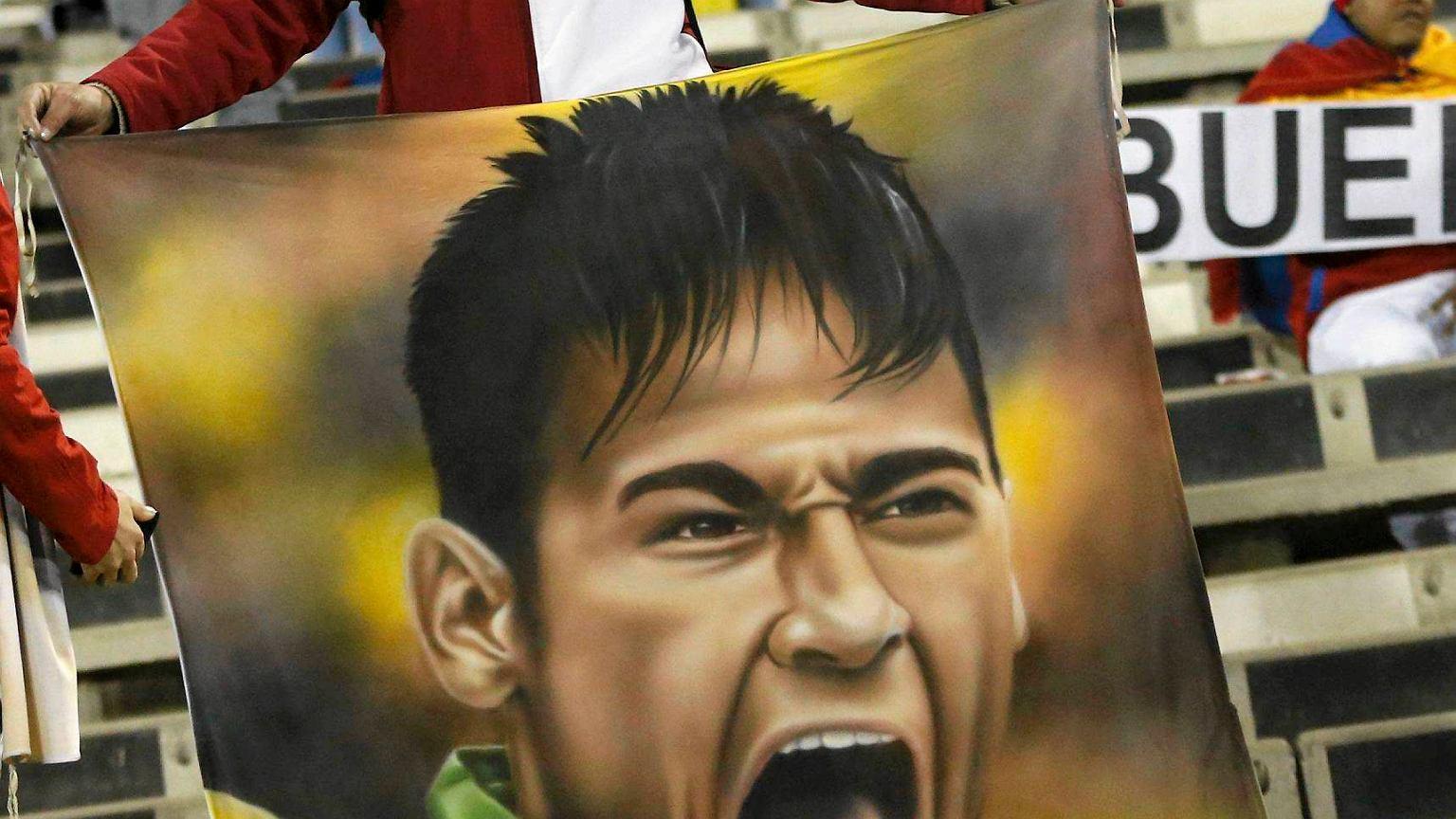 brazylia kostaryka 1 0 neymar niezadowolony ze swojej