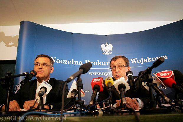 Konferencja Naczelnej Prokuratury Wojskowej