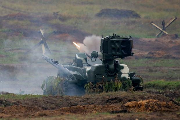 Łubienija, Wiejsznorija i Wiesbarija napadają na Białoruś. Zobacz na mapach manewry Zapad