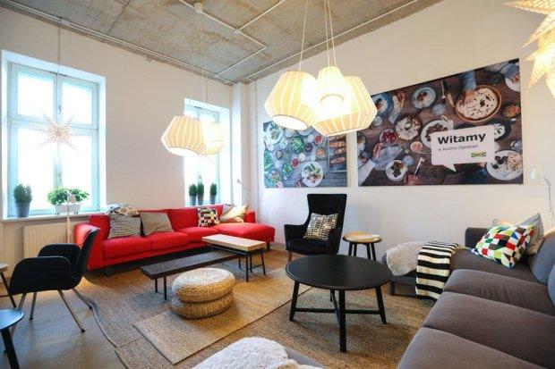 Wielkie mieszkanie w centrum Warszawy  tu wyprawisz   -> Kuchnia Spotkan Ikea Regulamin
