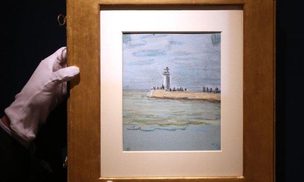 Znaleziono nieznany wcześniej obraz Moneta. Był przyklejony pod innym obrazem