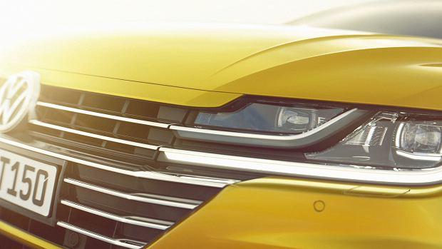 Salon Genewa 2017 | Volkswagen Arteon | Pierwsze zdjęcia