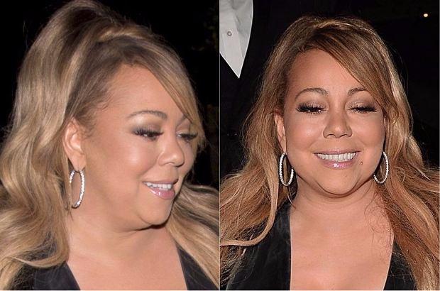Mariah Carey wybrała się na randkę. Chciała wyglądać seksownie, ale efekt był odwrotny do oczekiwanego.