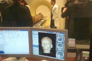 Odkrywanie tajemnic egipskich mumii - ruszy�o badanie Warsaw Mummy Project