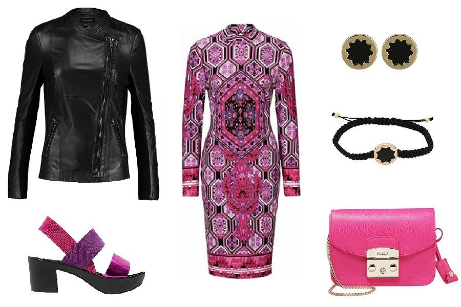 f387fdfb8c Sukienki we wzory w stylizacjach na lato