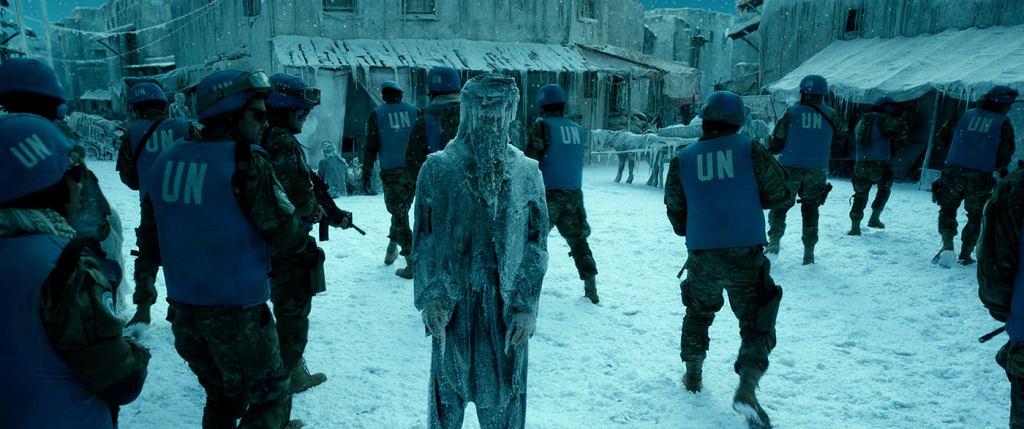 Kadr z filmu 'Geostorm' / Materiały prasowe