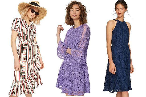 5f87397b9b Sukienki w bardzo niskich cenach - najtańsza kosztuje mniej niż 40 złotych