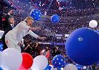 Clinton bez fajerwerków, ale solidnie