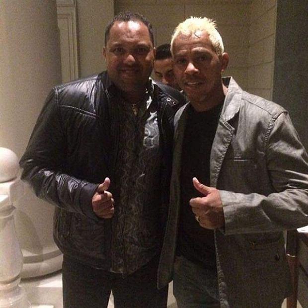 Ailton i Marcelinho