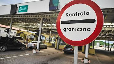 Polsko - rosyjskie drogowe przejście graniczne Gronowo - Mamonowo
