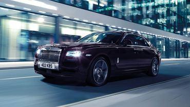 Rolls-Royce Ghost V Specification