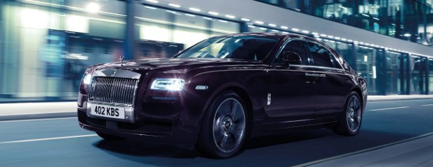 Rolls-Royce Ghost V Specification