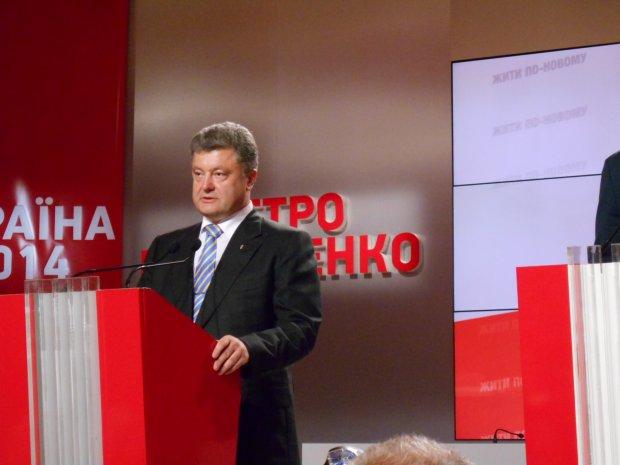 Petro Poroszenko, nowy prezydent Ukrainy - proeuropejski czekoladowy oligarcha [SYLWETKA]