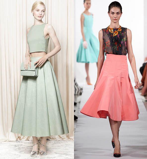 Wiosna trendy 2013