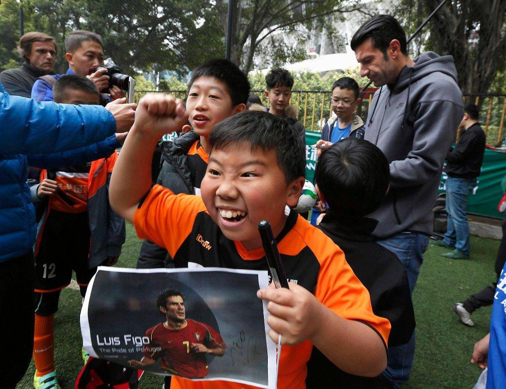 Chińczycy uwielbiają futbol, ale ich reprezentacja grała na mistrzostwach tylko raz