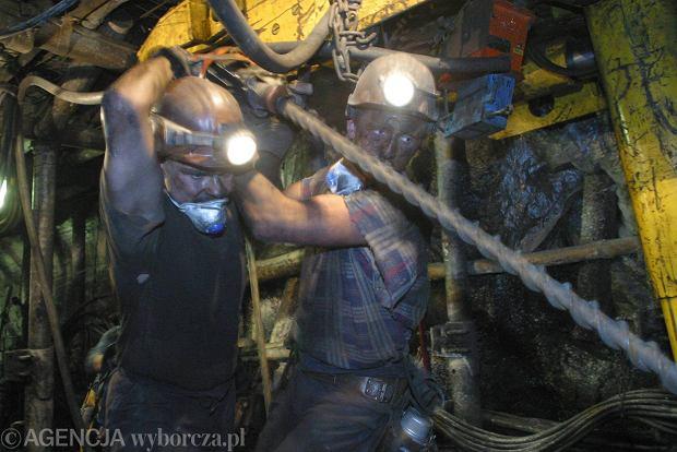 Ratowanie g�rnictwa. Nawet 12-krotno�� wynagrodzenia za odej�cie z kopalni