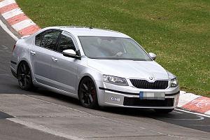 Skoda Octavia RS | Ostatnie testy na Nürburgringu