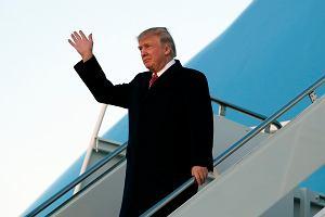 Poznaliśmy plan pierwszej podróży Trumpa; maturzyści zdawali egzamin z j. polskiego [SKRÓT DNIA]