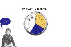 Kt�ry z ch�opc�w zje najwi�cej kawa�k�w pizzy, a kt�ry najmniej? 3. Festiwal Matematyki