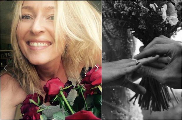 Anita Lipnicka odnalazła miłość! Na swoim Facebooku poinformowała fanów, że niedawno wzięła ślub ze swoim nowym partnerem.