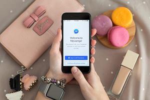 Gdyby Facebook Messenger był człowiekiem, miałby jedno noworoczne postanowienie: schudnąć
