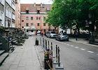 Ruszyła przebudowa ul. Św. Ducha w Gdańsku. Nowa ulica, chodniki i zieleń