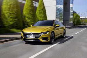 Uważasz, że Volkswagen robi same nudne auta? Arteon zmieni Twoje zdanie